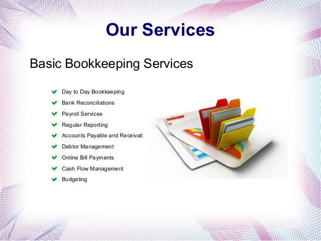 Bookkeeping Service Provider